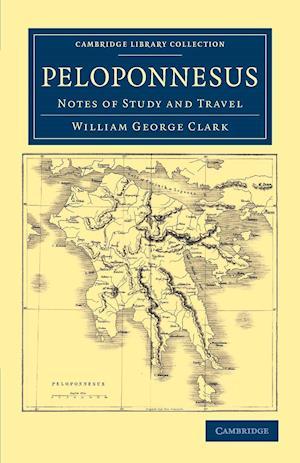 Peloponnesus af William George Clark