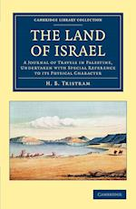 The Land of Israel af Henry Baker Tristram