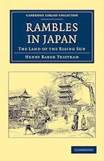 Rambles in Japan af Henry Baker Tristram