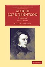 Alfred, Lord Tennyson 2 Volume Set af Hallam Tennyson
