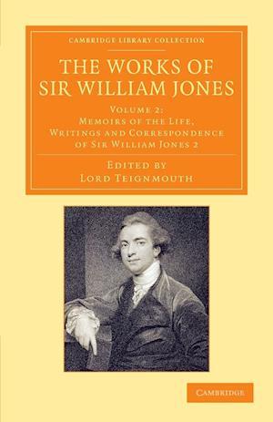 The Works of Sir William Jones af William Jones