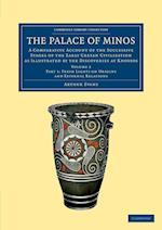 The Palace of Minos af Arthur Evans