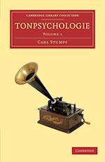 Tonpsychologie: Volume 1 af Carl Stumpf