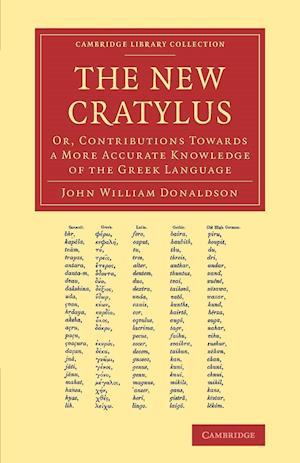 The New Cratylus af John William Donaldson
