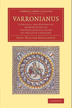 Varronianus af John William Donaldson