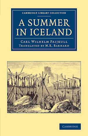 A Summer in Iceland af Carl Wilhelm Paijkull