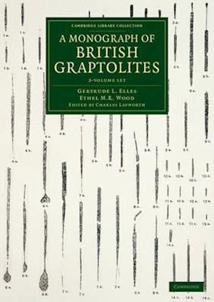 A Monograph of British Graptolites 2 Volume Set af Gertrude L. Elles, Ethel M. R. Wood