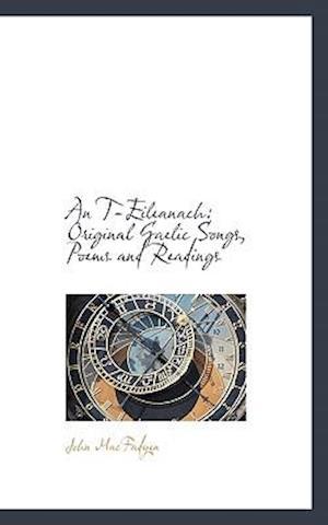 An T-Eileanach af John Macfadyen