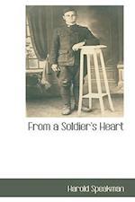 From a Soldier's Heart af Harold Speakman