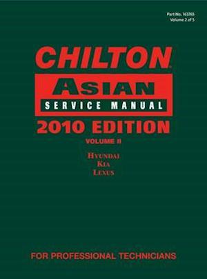Chilton Asian Service Manual af Chilton, Christine L Sheeky, John Howard