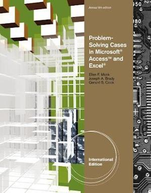 Problem Solving Cases in Microsoft  Access and Excel af Cook, Joseph Brady