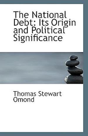 The National Debt af Thomas Stewart Omond