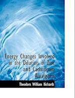 Energy Changes Involved in the Dilution of Zinc and Cadmimum Amalgams af Theodore William Richards