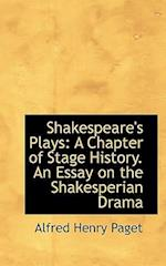 Shakespeare's Plays af Paget