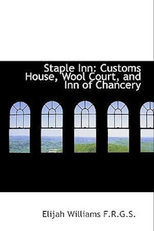 Staple Inn af Elijah Williams