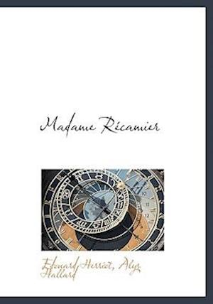 Madame R Camier af Alys Hallard, Edouard Herriot
