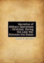 Narrative of Military Operations af Joseph Eggleston Johnston