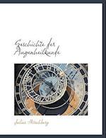 Geschichte Der Augenheilkunde af Julius Hirschberg