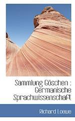 Sammlung Goschen af Richard Loewe