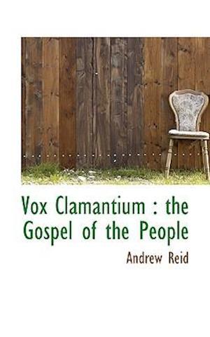 Vox Clamantium af Andrew Reid