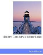 Modern Educators and Their Ideals af Tadasu Misawa