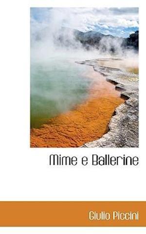 Mime E Ballerine af Giulio Piccini