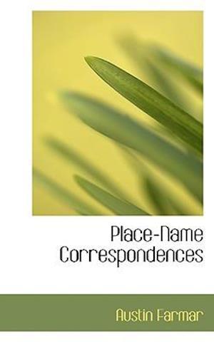 Place-Name Correspondences af Austin Farmar