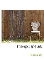 Princeples and Acts af Hezekiah Niles
