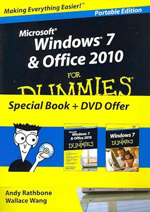 Microsoft Windows 7 & Office 2010 for Dummies af Andy Rathbone, Wallace Wang