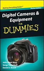 Digital Cameras and Equipment For Dummies, Pocket Edition af David D. Busch