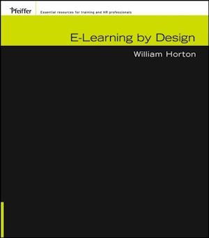 e-Learning by Design af William Horton