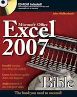 Excel 2007 Bible (Bible)