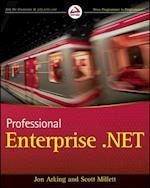 Professional Enterprise .NET af Jon Arking