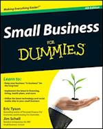 Small Business For Dummies af Jim Schell, Eric Tyson