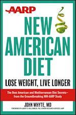 AARP New American Diet af John Whyte