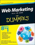Web Marketing All-in-One For Dummies af Michael Becker