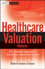 Healthcare Valuation + Website (Wiley Finance)