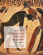 Ancient Greece from Homer to Alexander af Joseph Roisman