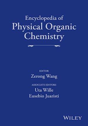 Bog, hardback Encyclopedia of Physical Organic Chemistry af Zerong Wang
