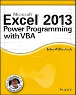 Excel 2013 Power Programming with VBA (Mr. Spreadsheet's Bookshelf)