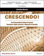 Crescendo, Activities Manual