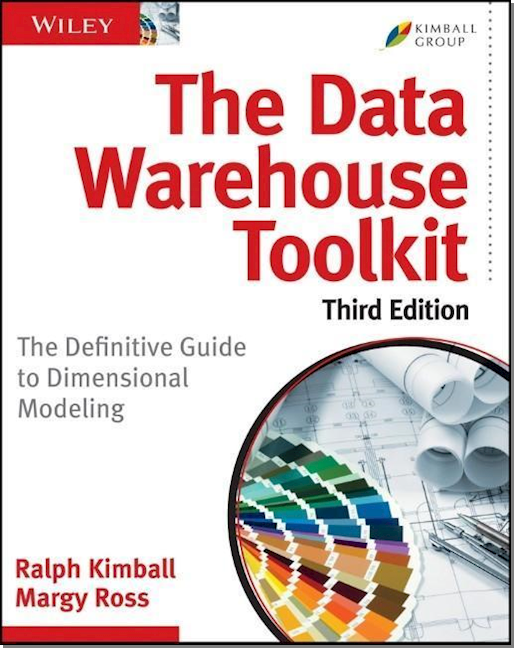 The Data Warehouse ToolKit, Third Edition