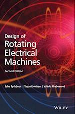 Design of Rotating Electrical Machines af Juha Pyrhonen