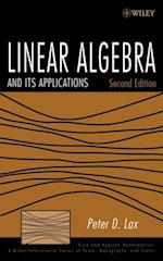 Linear Algebra and Its Applications af Peter D. Lax