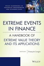 Extreme Events in Finance (Wiley Handbooks in Financial Engineering and Econometrics)