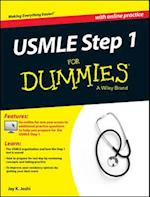 USMLE Step 1 for Dummies With Online Practice Tests (For dummies)
