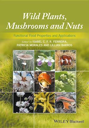 Bog, hardback Wild Plants, Mushrooms and Nuts af Isabel Ferreira