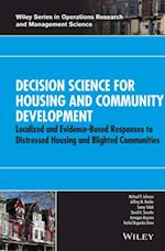 Decision Science for Housing and Community Development af Michael P. Johnson