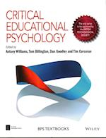 Critical Educational Psychology (BPS Textbooks in Psychology)