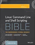 Linux Command Line and Shell Scripting Bible af Richard Blum